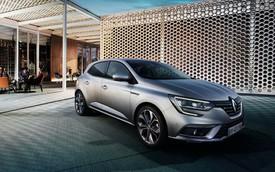 Renault Megane 2016: Thiết kế cao cấp hơn
