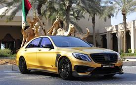 Mercedes-Benz S65 AMG 900 mã lực ra mắt tại thiên đường siêu xe