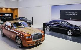 Cặp đôi xe sang Rolls-Royce đặc biệt dành cho nhà giàu Ả-Rập