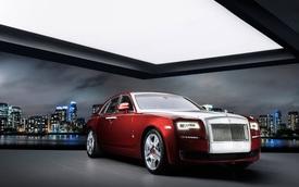 Rolls-Royce Ghost đính 41 viên kim cương cho Hoàng gia Ả-Rập