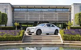 Rolls-Royce Ghost Series II đặc biệt dành riêng cho đảo quốc Sư tử