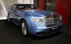 Rolls-Royce Hiperion - Phiên bản triệu đô của Phantom Drophead Coupe