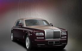 """Lộ giá """"khủng"""" của Rolls-Royce Phantom Lửa thiêng cho đại gia Việt"""
