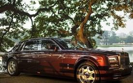"""Rolls-Royce Phantom độc nhất vô nhị tại Việt Nam lên """"báo Tây"""""""