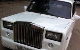 Rolls-Royce Phantom tự chế từ Lada của thợ Việt đã hoàn thiện