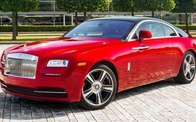 Rolls-Royce liên tục ra mắt Wraith phiên bản đặc biệt