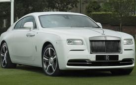 Rolls-Royce trình làng Wraith mang cảm hứng bóng bầu dục
