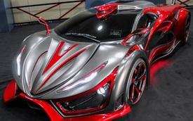 Inferno – Siêu xe của người ngoài hành tinh