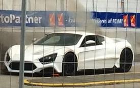 Siêu xe hàng đầu thế giới Zenvo ST1 bốc cháy trên đường đua