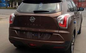 SUV cỡ nhỏ mới ra mắt SsangYong Tivoli đã về Việt Nam