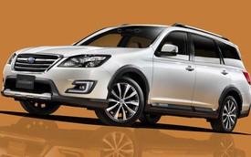 Subaru ra mắt mẫu crossover 7 chỗ hoàn toàn mới