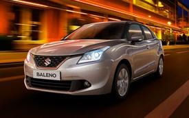 Suzuki Baleno được vén màn, có thể thay thế Swift