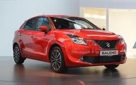 """Xe 171 triệu Đồng Suzuki Baleno """"bán chạy như tôm tươi"""""""