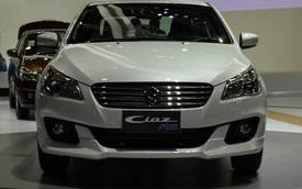 Xe sedan giá rẻ Suzuki Ciaz có thêm phiên bản thể thao hơn