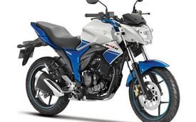 Xe côn tay giá rẻ Suzuki Gixxer 150 có phiên bản 2 màu mới
