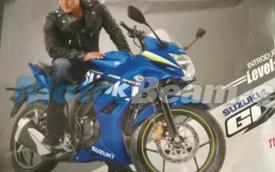 Đã có thông số chính thức của mô tô thể thao Suzuki Gixxer SF 150