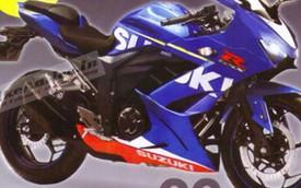 Suzuki GSX R250 lộ diện, Honda CBR250R sắp có thêm đối thủ