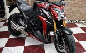 Suzuki GSX-S1000 2015 đầu tiên về Việt Nam, Kawasaki Z1000 gặp khó