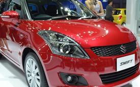 Suzuki Swift bản cao cấp nhất giá chỉ 396 triệu tại Thái Lan