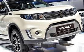 Xe crossover cỡ nhỏ Suzuki Vitara 2015 đã có giá bán