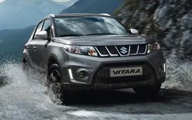 Suzuki Vitara có bản trang bị mới thể thao hơn