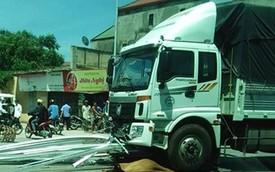 Thanh Hóa: Xe tải gây tai nạn liên hoàn, một người tử vong