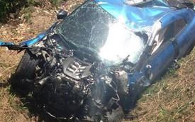 Thợ sửa xe phá nát Nissan GT-R của một thiếu gia
