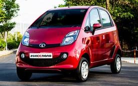 Ô tô 100 triệu Đồng sắp được lắp ráp tại Việt Nam có phiên bản mới