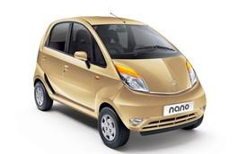 Xe rẻ nhất thế giới Tata Nano sắp tăng giá