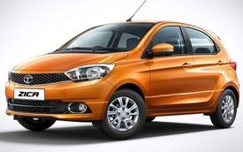 Tata Zica – Đối thủ mới của Hyundai Grand i10