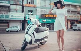 """Thế """"chân vạc"""" tại thị trường xe tay ga Việt Nam hiện nay"""
