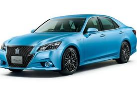 """""""Già làng"""" Toyota Crown trẻ hóa với bộ cánh mới"""