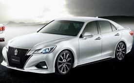 Xe sang Toyota Crown thể thao hơn với phiên bản TRD Sportivo