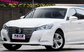Ngắm trước Toyota Crown mới dành cho thị trường Trung Quốc