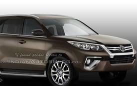 Hé lộ thông số kỹ thuật và trang bị của Toyota Fortuner 2016