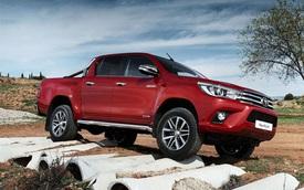 """Lexus """"thai nghén"""" xe bán tải cao cấp dựa trên Toyota Hilux"""