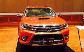 Rò rỉ hình ảnh xe bán tải Toyota Hilux thế hệ mới tại Việt Nam