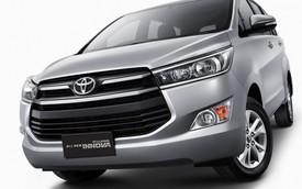 Toyota Innova thế hệ mới chính thức trình làng
