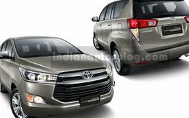 Toyota Innova thế hệ mới có điều hòa tự động hai vùng