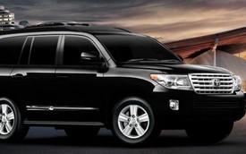Chiếc Toyota Land Cruiser an toàn và sang trọng nhất thế giới