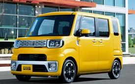 Toyota Pixis Mega: Sự tiện dụng trong thiết kế như xe đồ chơi