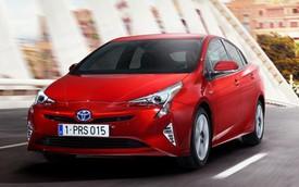 """Toyota Prius 2016 gây ấn tượng với thiết kế """"khác người"""""""