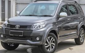 Cận cảnh xe SUV cỡ nhỏ giá rẻ Toyota Rush 2015