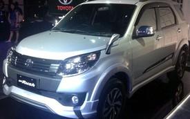 SUV cỡ nhỏ Toyota Rush 2015 ra mắt, giá từ 374 triệu Đồng