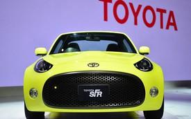 """Mục sở thị mẫu xe thể thao cực """"cute"""" của Toyota"""