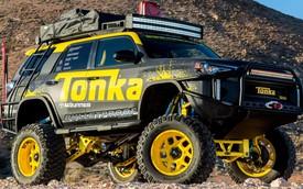 Toyota trình làng xe SUV 4Runner đậm chất việt dã hơn