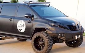 Toyota Ultimate Utility Vehicle – Xe SUV việt dã hầm hố