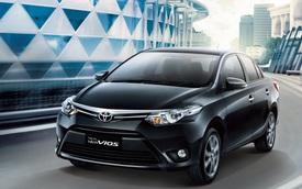 Toyota Vios thế hệ mới sẽ được bày bán trên toàn cầu