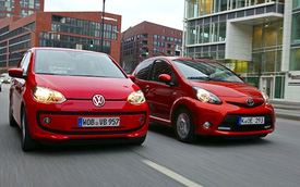 Dính bê bối gian lận khí thải, Volkswagen mất ngôi vương vào tay Toyota