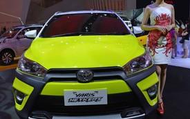 Toyota Yaris Heykers – Đối thủ tiềm năng của Hyundai i20 Active